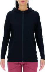 Lady Run Fit OW Hooded Full Zip