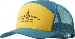 Shady 7 Panel Trucker Hat