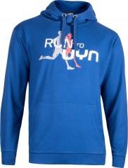 Unisex Uynner Club Runner Hooded Sweatshirt
