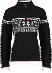 Woman Knitted Pullover