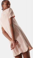 Womens Simple Dome Tee Dress