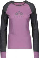 Shirt W's Defined Merino Long Sleeve