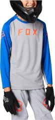 Youth Defend Long Sleeve Jersey