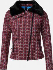 W Josiane Tricolor Jacket