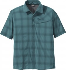 Men's Astroman Short Sleeve Sun Shirt