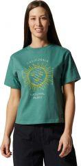 CA National Parks Sun Short Sleeve T