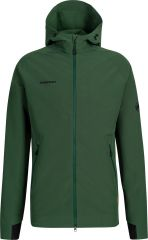 Macun Softshell Hooded Jacket Men