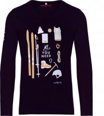 Herren Shirt Tonialm
