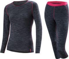 Women SET 3/4 Pants Transtex Warm