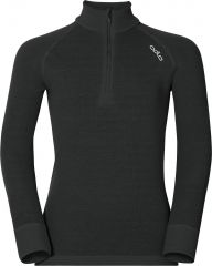 Active Warm Kids 1/2 Zip Turtle-neck Base Layer Top
