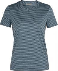 W Dowlas Short Sleeve Crewe Stripe