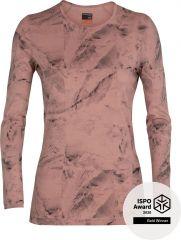 W Nature Dye 200 Oasis Long Sleeve Crewe JBG