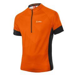 Men Bike Shirt Half Zip Rocks