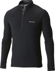 Midweight Stretch Long Sleeve Half Zip
