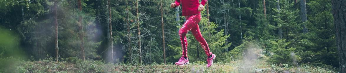 Long Running Pants & Tights