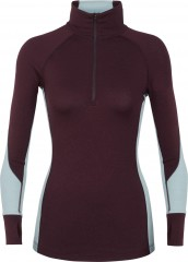 Wmns 260 Zone Long Sleeve Half Zip