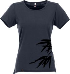 Funktions-T-Shirt Claudia, Rundhals