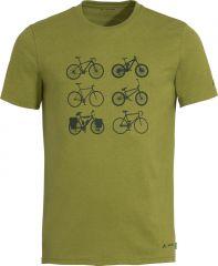 Men's Cyclist T-shirt V