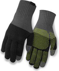 Winter Merino Knit Wool Handschuhe