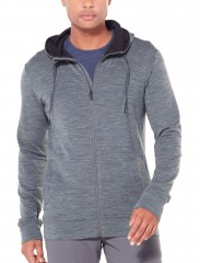 Mens Shifter LS Zip Hood