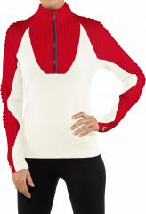 Pullover Hzip Women