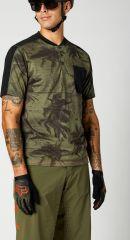 Ranger Drirelease Short Sleeve Henley