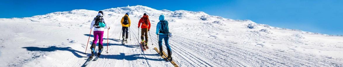 Skitourenrucksäcke