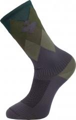 Crossfire Socks