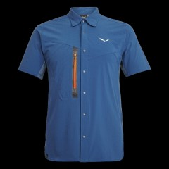 Puez Hybrid Durastretch M Short Sleeve Shirt