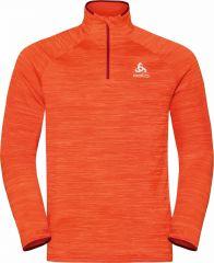 Men's Millennium Element Half-zip Long-sleeve Mid Layer Top