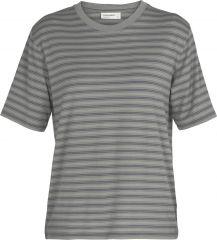 W 150 Short Sleeve Crewe Stripe