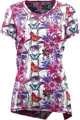 T-shirt Aloha Woman