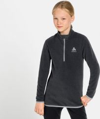 ROY Kids Stripe Half-zip Mid Layer Top