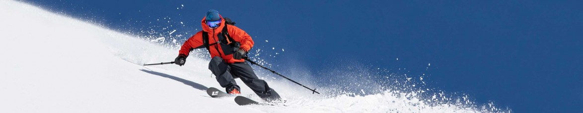 Ski touring & Freeskiing - clothing and equipment