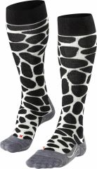 SK4 Giraffe Damen Kniestrümpfe
