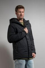 Stir M's Hooded Parka