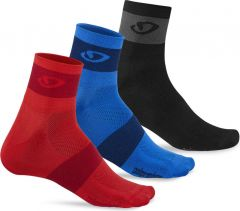 Comp Racer 3-Pack Socken