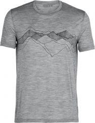 M Spector Short Sleeve Crewe Peak Patterns