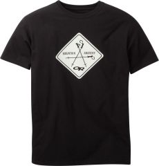 Men's Mountain Anarchy Short Sleeve Tee