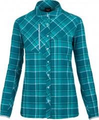 Fanes Flannel 4 Polarlite W Long Sleeve Shirt