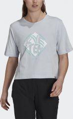 Women 5.10 Crop T-Shirt