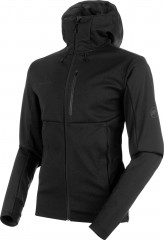 Ultimate V Softshell Hooded Jacket Men