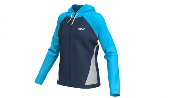 Ladys Colorblock Sweatshirt