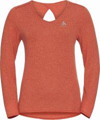 T-shirt Long Sleeve Crew Neck Halden Linencool