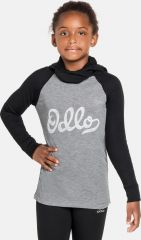 BL TOP With Facemask Long Sleeve Active Warm ECO