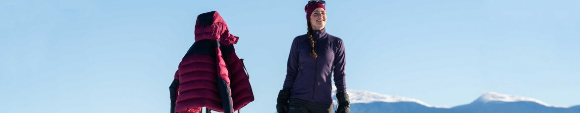 Mid Layers & Fleece: The warming inter layer