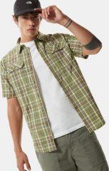Mens Short Sleeve Pine Knot Shirt-eu