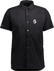 Shirt M's Button FT Short Sleeve