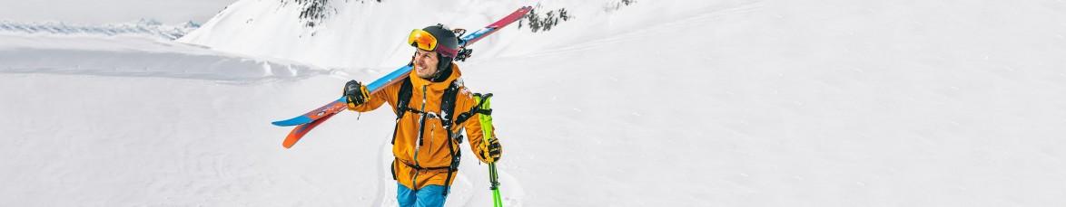 Backcountry Ski Jackets