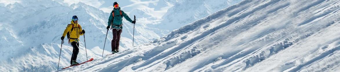 Ski Touring Jackets